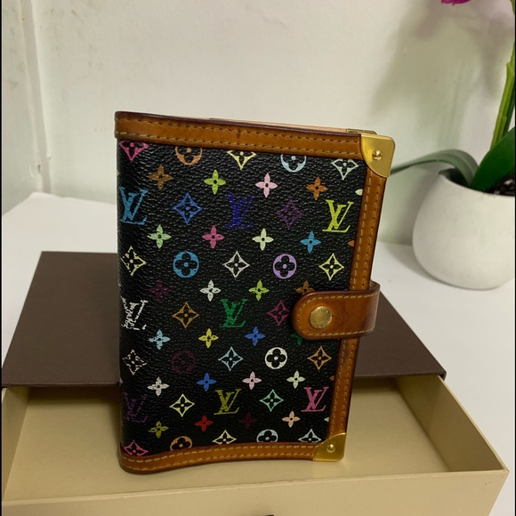 Louis Vuitton Handbags - Louis Vuitton Multicolor Agenda PM size